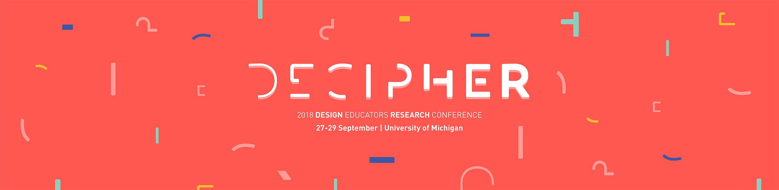 Decipher – 2018 Design Educators Research Conference